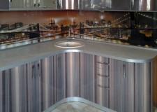 Кухонная панель «Город»