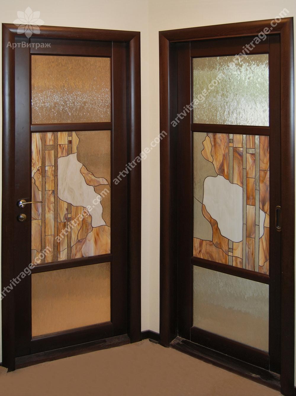 Серия дверей Тиффани