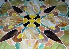 Мозайчная столешница