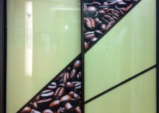 Фасад шкафа-купе «Кофейное настроение»
