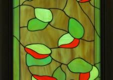 "Картина Тиффани ""Листья"""
