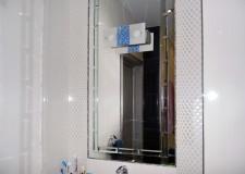 Зеркало с хрустальными элементами