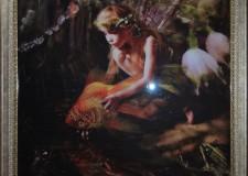 Картина фотопечать с подсветкой
