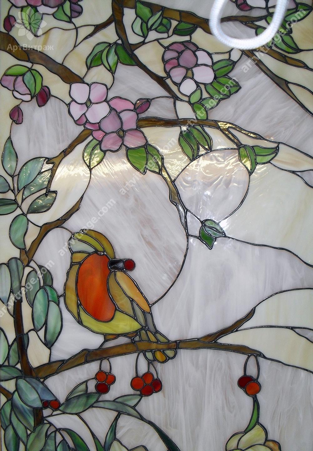 Интерьерная перегородка «Райский сад»